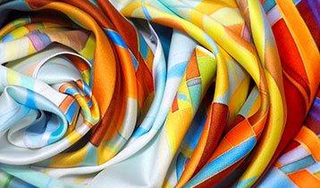 Printed Silks