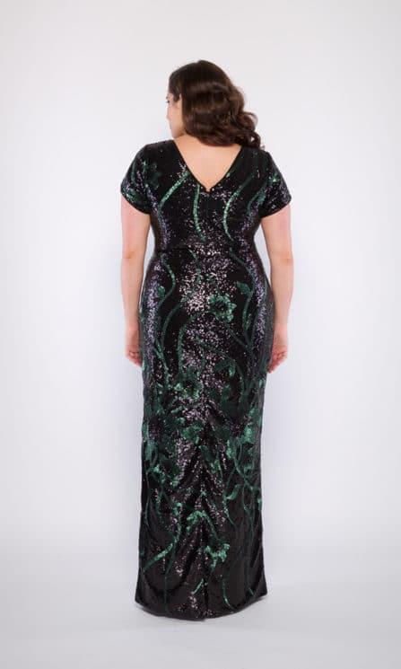 Caroline long dress