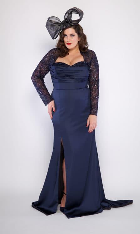 Vicky evening dress