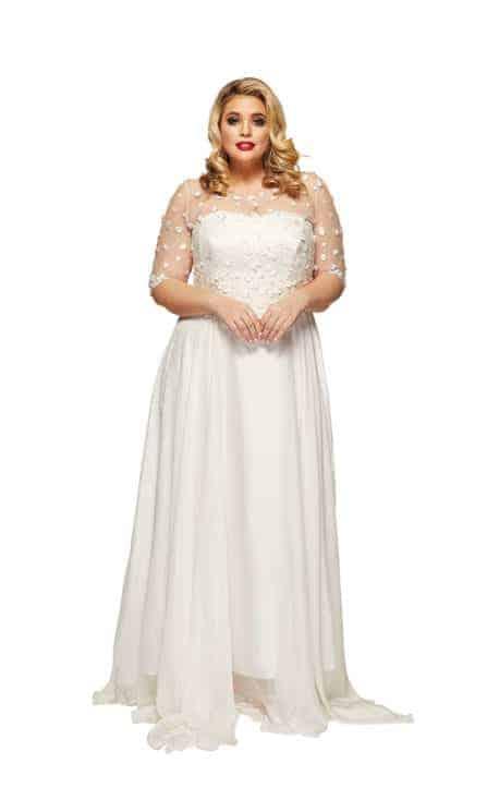 Violeta gown